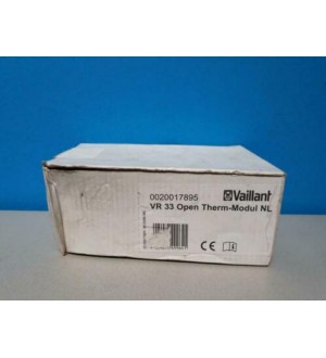 Interface print Vaillant eco tec opentherm 0020017895